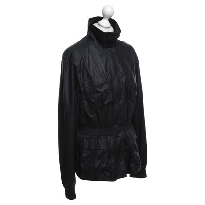 René Lezard Jacket in black