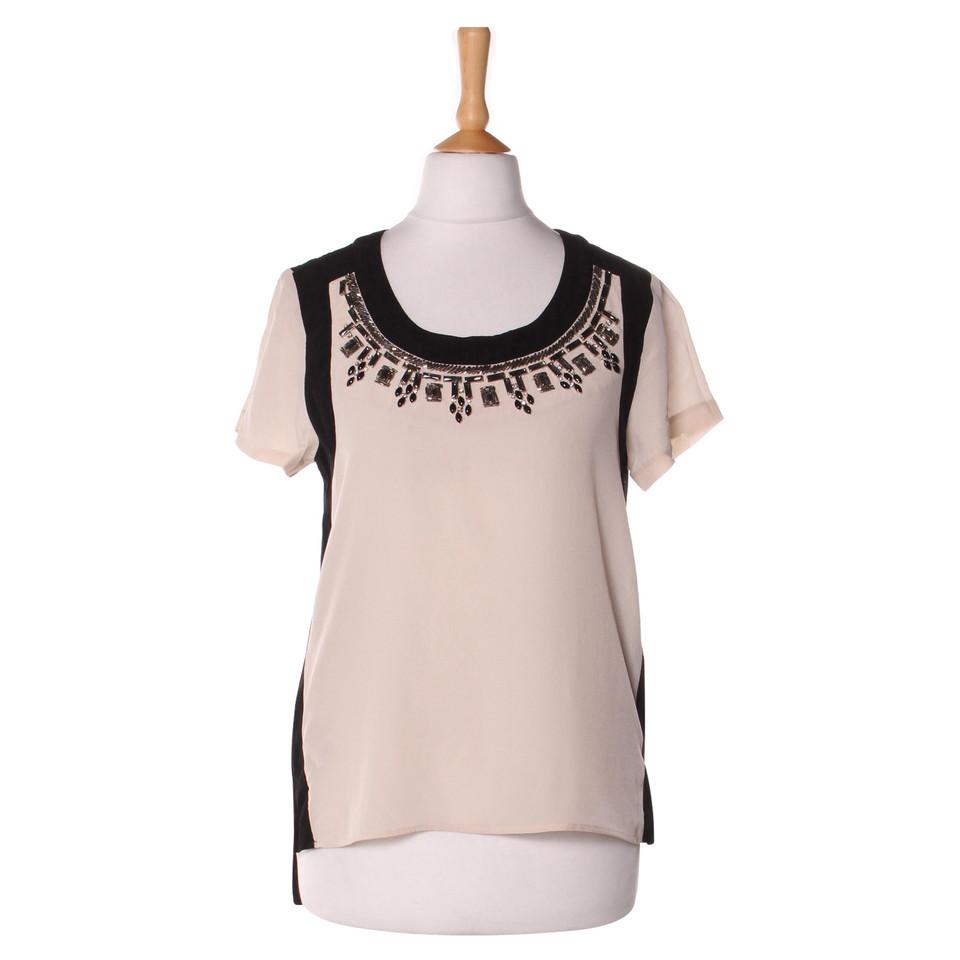 Comptoir des cotonniers blouse soie chemise acheter comptoir des cotonniers blouse soie - Chemise comptoir des cotonniers ...