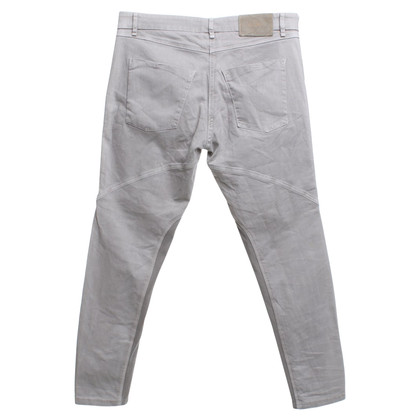 Gunex Jeans with rib knit