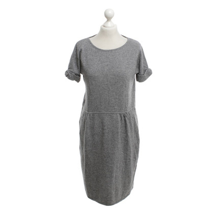 Moschino Strickkleid in Grau