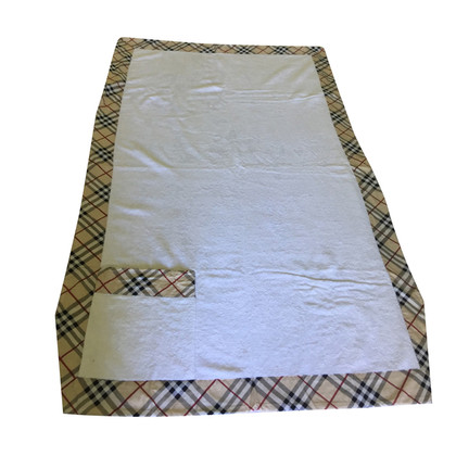 Burberry Beach towel