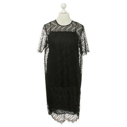 Lala Berlin Lace dress in black
