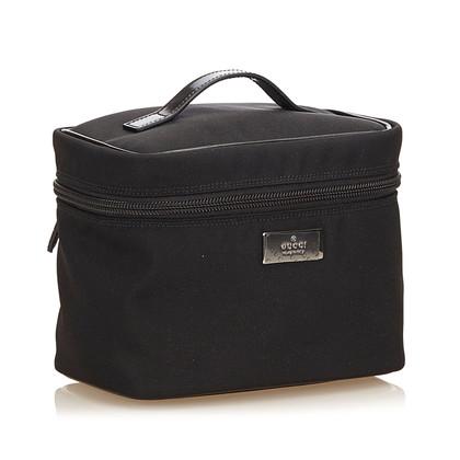 Gucci Nylon Vanity Bag