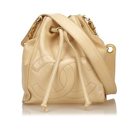 Chanel Lambskin Timeless Shoulder Bag