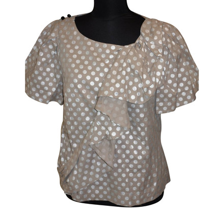 By Malene Birger Blouse with dots