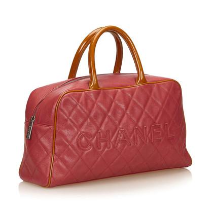 Chanel Matelasse Leather Handbag