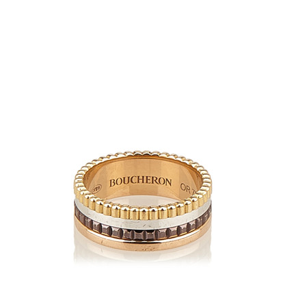 Boucheron Vee Ring