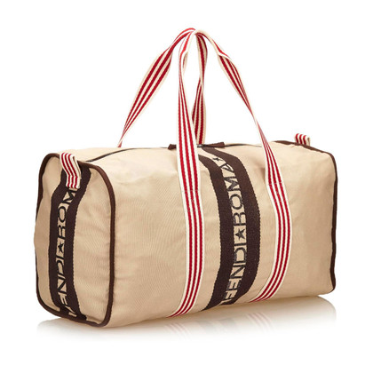 Fendi Canvas Duffel tas