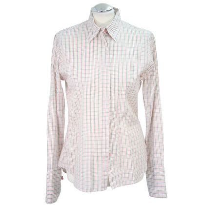Barbour Checkered blouse