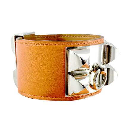 """Hermès Bracelet """"Collier de Chien"""""""