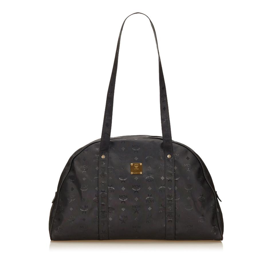 MCM PVC Duffel Bag