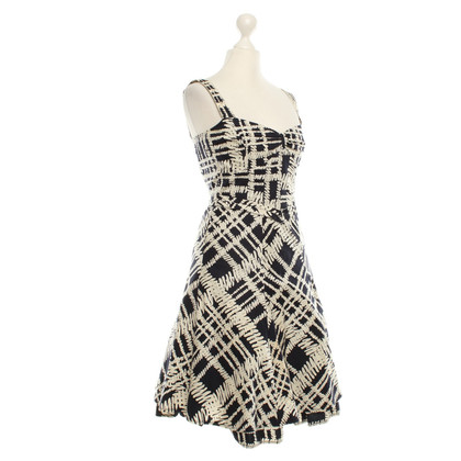 Karen Millen Dress with graphic pattern