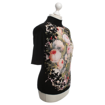 Marc Cain Sweater with floral pattern
