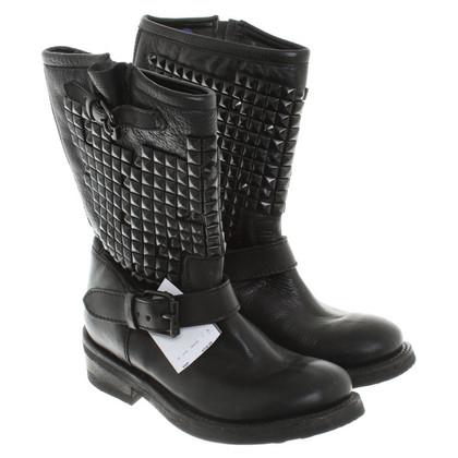 Andere merken Ash - Boots in biker blik