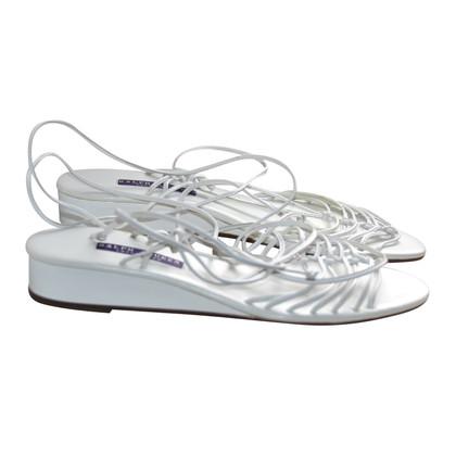 Ralph Lauren nieuwe platte sandalen