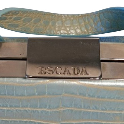 "Escada ""Pearl Croco Bag"""