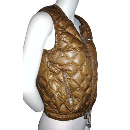 J. Crew LIGHT DOWN VEST KHAKI