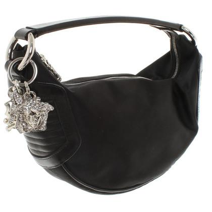 Versace Handbag in black