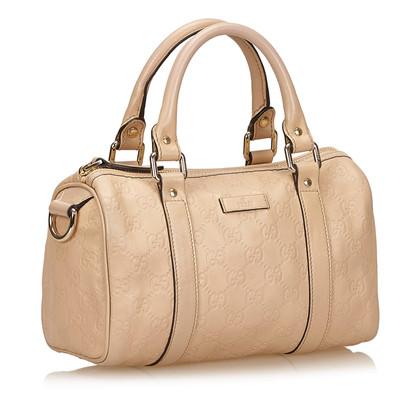 Gucci Guccissima Leather Handbag