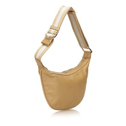 Gucci Leren schouder tas