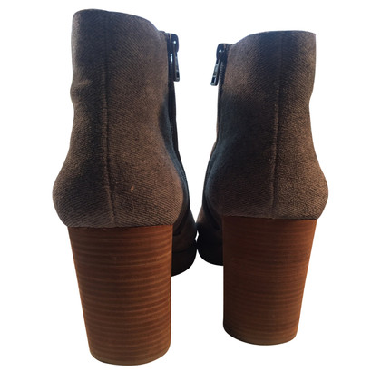 See by Chloé Ankle boots with plateau