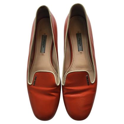 Prada Platte schoenen