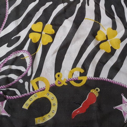 Dolce & Gabbana Foulard Dolce e Gabbana
