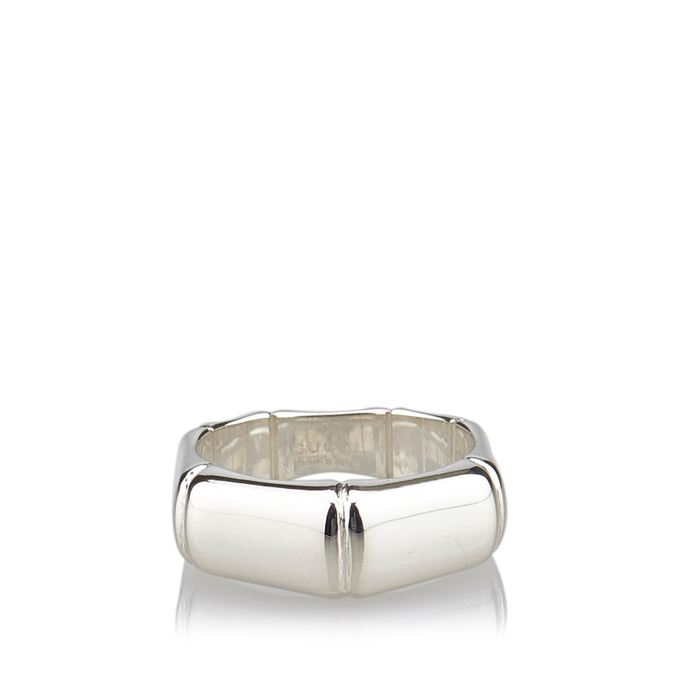 gucci sterling silver bamboo ring buy second gucci