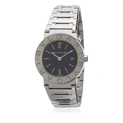 Bulgari Diagono Stainless Steel Watch