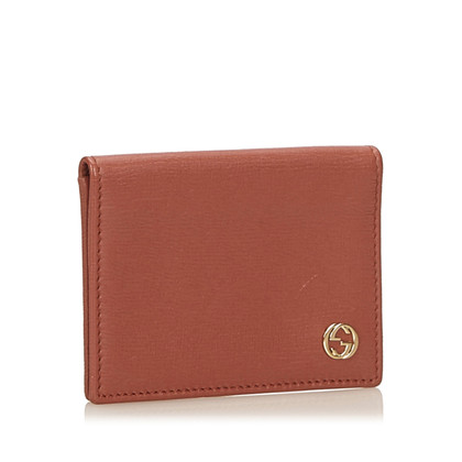 Gucci Dubbele G Passport Cover