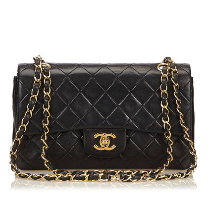 Chanel Classic Small Lambskin Double Flap
