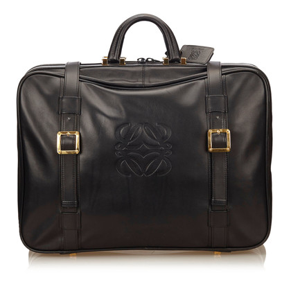 Loewe Leather Duffel Bag
