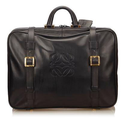 Loewe Leder Duffel Tasche