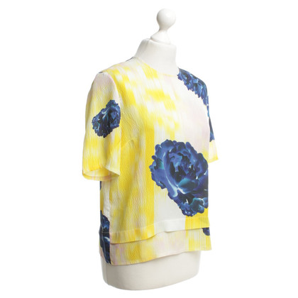 Lala Berlin Blouse with floral print