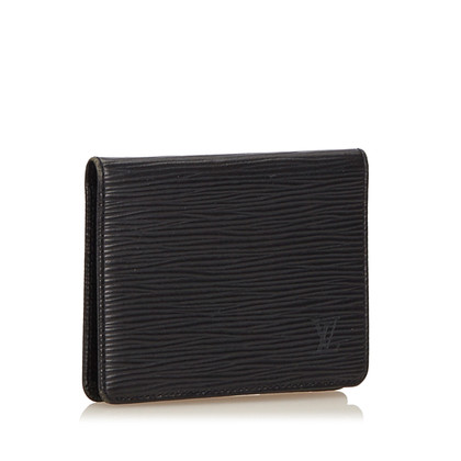 Louis Vuitton Epi Porte 2 Kartons Vertikal