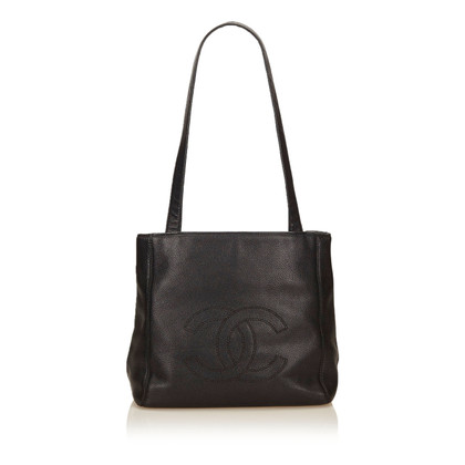 Chanel Pelle di agnello in pelle timeless Tote Bag