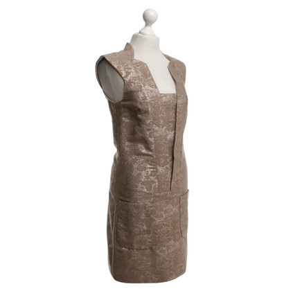 Hoss Intropia Dress in beige