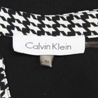 Calvin Klein Top in Nero / Bianco