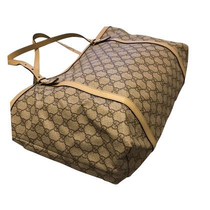 Gucci Shopper with Guccissima pattern