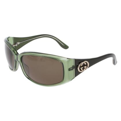 Gucci Zonnebrillen in groen