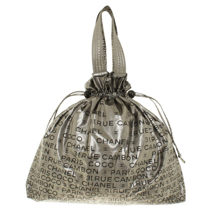 Chanel Silver colored handbag