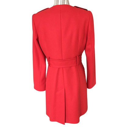 Red Valentino Red Coat