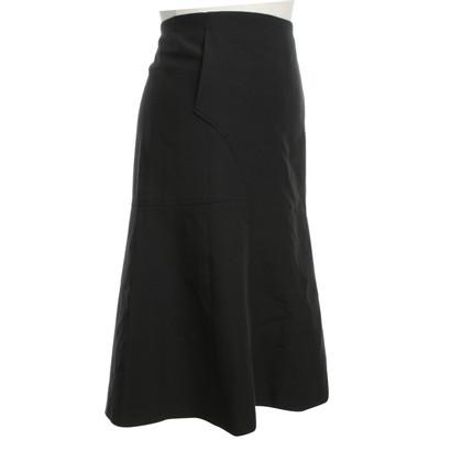 Schumacher skirt in black