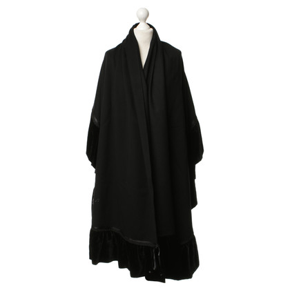 Other Designer Gai Mattiolo - Cape in black