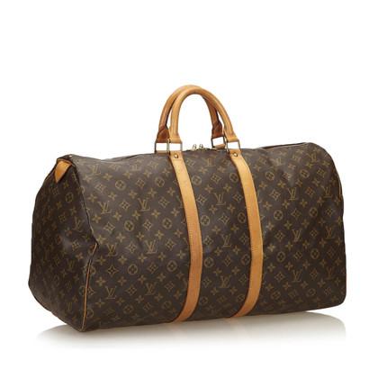 Louis Vuitton Monogramm Keepall 55