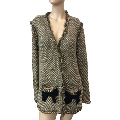 Lanvin Tweed Jacke