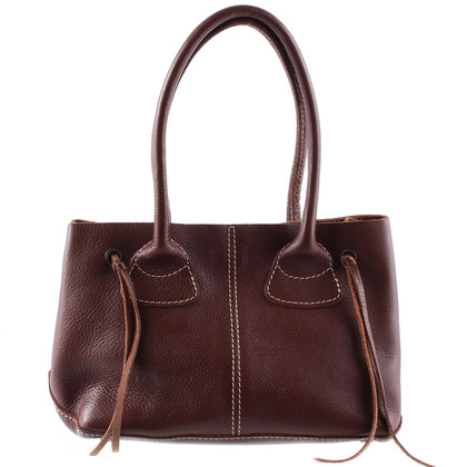 Coccinelle Brown leather bag