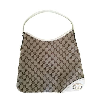 "Gucci ""New Britt Hobo Bag"""