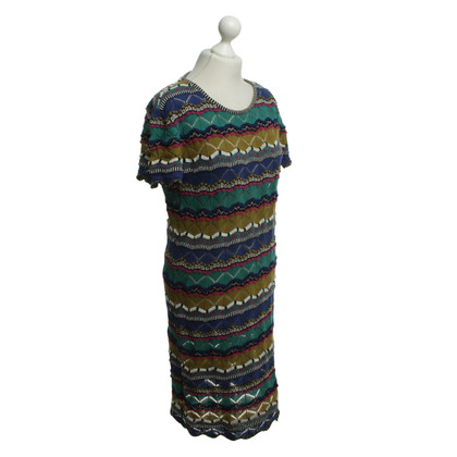 Missoni Knitted dress in Multicolor