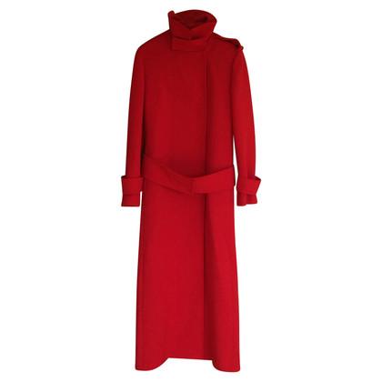 Dolce & Gabbana cappotto rosso